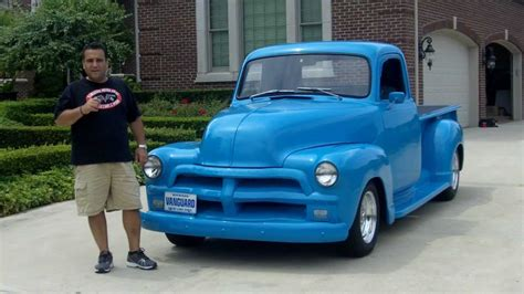 1954 chevy pickup street rod classic muscle car for sale