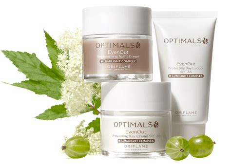 Optimals Even Out Skin Care By Oriflame optimals even out oriflame cosmetics orinet