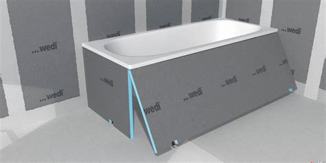 Carreler Tablier Baignoire by Bathboard Tablier 224 Carreler Ref 9784f Wedi 073820100