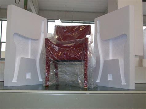 poltrona polistirolo imballaggi in polistirolo realizzati per proteggere una