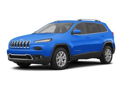 jeep suv blue 2018 jeep cherokee suv everett