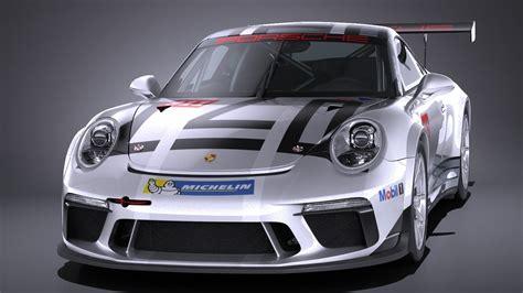 Porsche 911 Gt3 Cup by Porsche 911 Gt3 Cup 2017