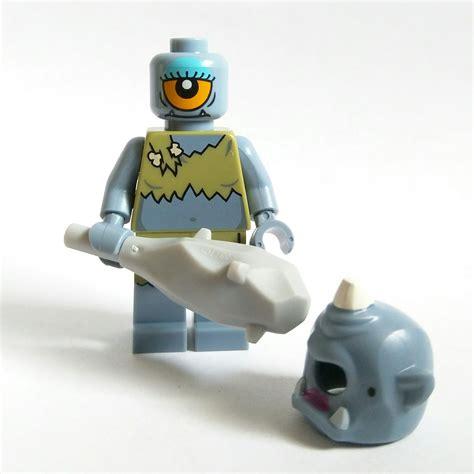 Lego Minifigure Seri 13 Cyclops cyclops lego collectible minifigure series 13