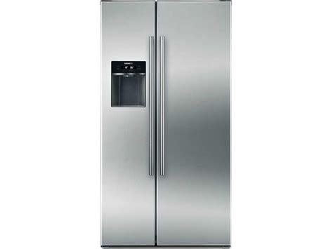 side by side kühlschrank siemens siemens k 252 hl gefrier kombination side by