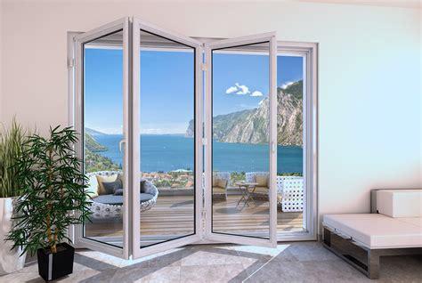 porta finestra porta finestra scorrevole a libro in pvc mdb portas nurith
