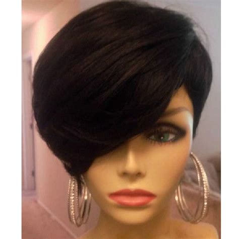 bob wigs human hair black women short human hair wigs for black women short hairstyle 2013