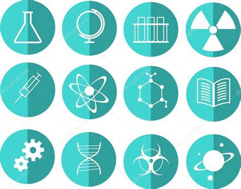 imagenes de simbolos cientificos signos cient 237 ficos icono vector de stock 169 sirio88 74097077