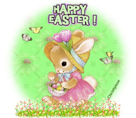 Wishing You A Happy Easter by Easter Glitters Images Page 3