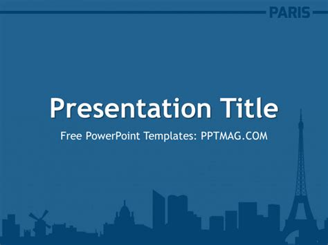 powerpoint templates it free powerpoint template pptmag