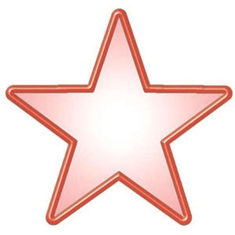 printable red star print red star pink fade super stars super sticker