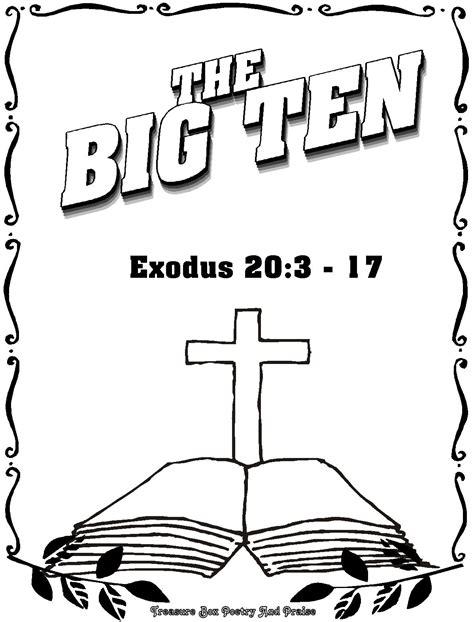 10 commandments coloring page ten commandments coloring pages coloring home