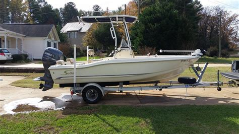 boat sale greenville sc 2007 scout 187 sf greenville sc sold the hull