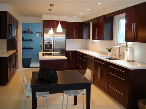 19 best images about Design   Contemporary Cherry Cabinets
