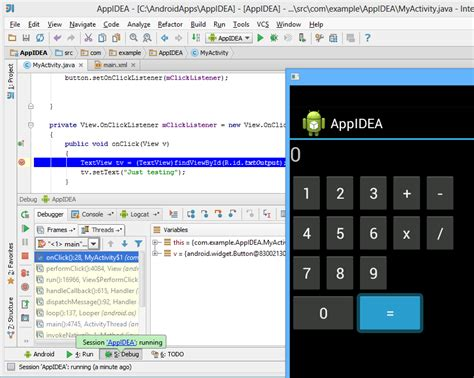 best android ide intellij idea the best ide for programming android tim