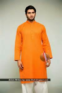 fresh designs of formal kurta for men latest colors of kurta by bonanza she9 change the