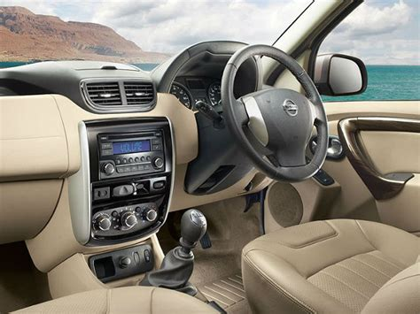 nissan terrano india interior renault duster vs nissan terrano an expert comparison