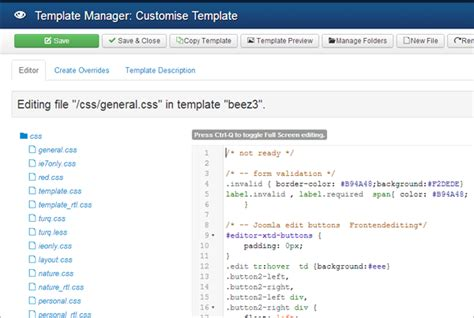 joomla template manager joomla 3 2 0 released with new features cms portal
