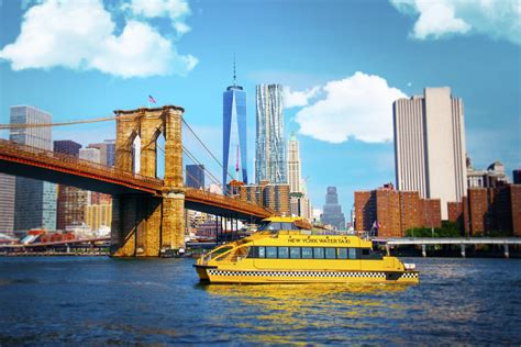 of new york web new york water taxi the official guide to new york city