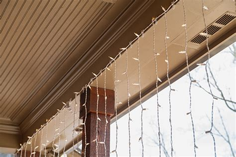 hanging curtain lights how to hang curtain lights in 3 easy steps