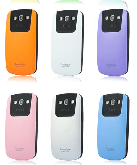 Samsung S5 Anti Shock Anti Original 100 iface2 cover for samsung galaxy s3 i9300 i9308 class anti shock many colors