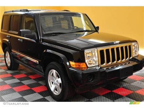 Jeep Commander All Black 2006 Black Jeep Commander 4x4 13529083 Photo 7
