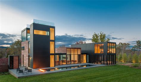 modern home design usa amazing modern house in rappahannock county virginia usa