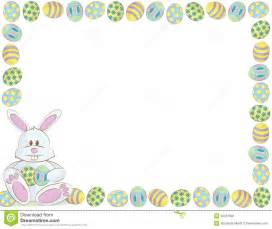 easter holiday border clipart clipartfest