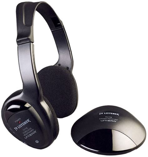 Sale Headset Hearphone Stereo Wierless Tm 010s wireless tv headphones