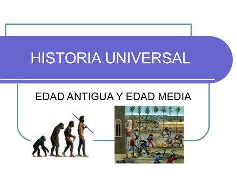 historia universal del la 8499089496 historia universal