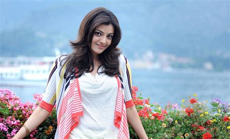 kajal agarwal themes for laptop cute kajal agarwal smiling wallpapers and backgrounds