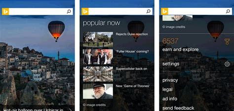 3 mobile homepage mobile homepage just got a complete makeover