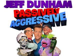 Jeff Dunham Tickets Event Dates Schedule
