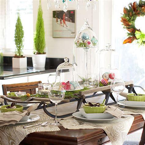 christmas table decorations ideas make