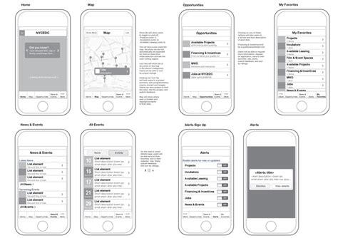 design app wireframe iphone app ux ia ux design pinterest iphone app