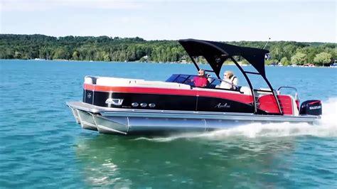 luxury pontoon boats reviews avalon luxury pontoon boats youtube autos post