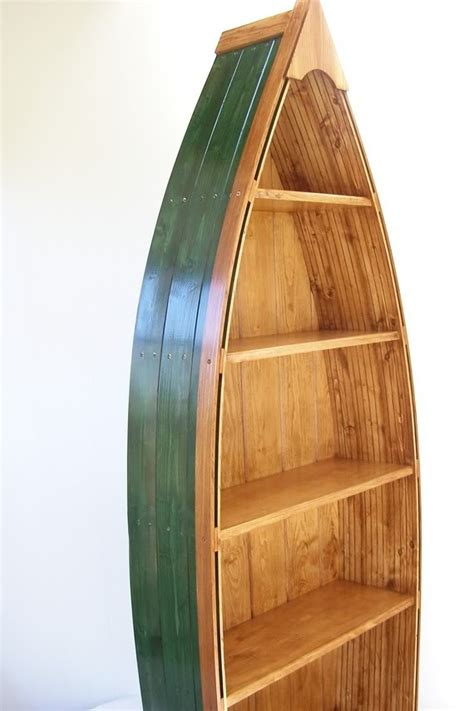 boat shaped book shelf search maine house
