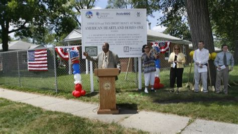 hammond housing authority transforming housing project hammond news nwitimes com