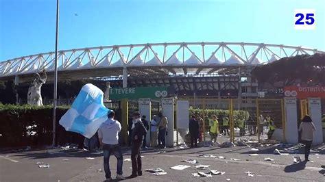 ingressi stadio olimpico roma coppa italia 2013 roma lazio 0 1 ingresso curva nord