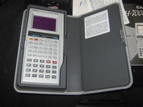 1 casio oh 7000g overhead projector teaching calculator