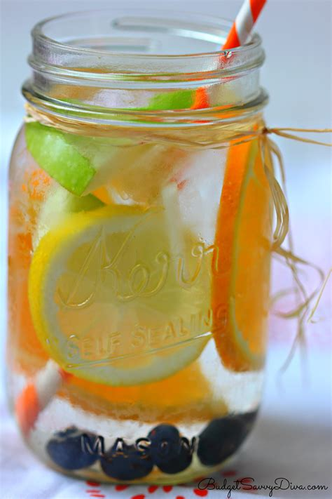What Do Detox Water Do For Your by Memory Boost Detox Water Recipe Budget Savvy