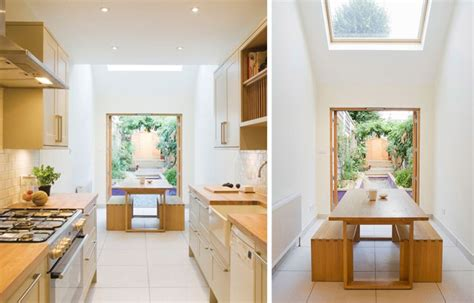 Tiny Homes Images by Alma Nac S Slim House Is A Super Narrow London Home Filled With Daylight Inhabitat Green