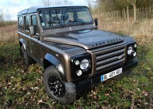 Land Rover Vs Jeep Essai Comparatif Jeep Wrangler Vs Land Rover Defender