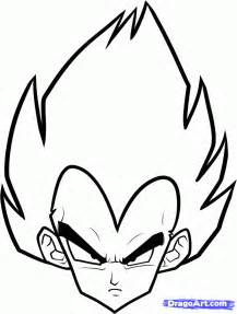 drawings of dragon ball z characters coloring home