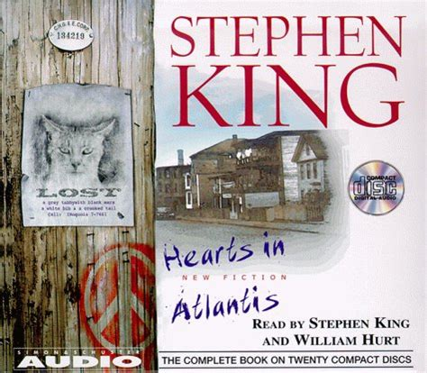 hearts in atlantis books hearts in atlantis by stephen king reviews discussion