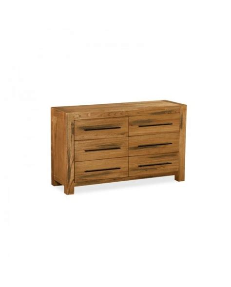 Chest Of Drawers 130cm Wide by Global Home Ireland Bexley Bexley Wide Chest Of 6 Drawers