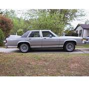 1991 Ford LTD Crown Victoria  Overview CarGurus