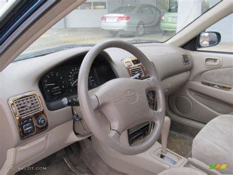 1998 Toyota Corolla Interior by 1998 Toyota Corolla Le Interior Photo 47370275 Gtcarlot