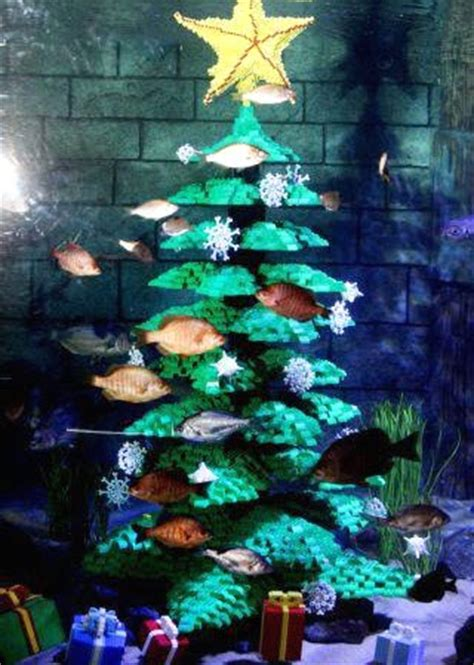 diy lego aquarium christmas decor petdiys com