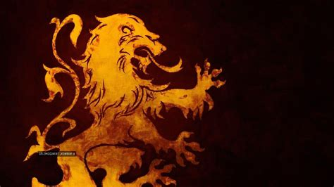 house lannister house lannister wallpapers wallpaper cave