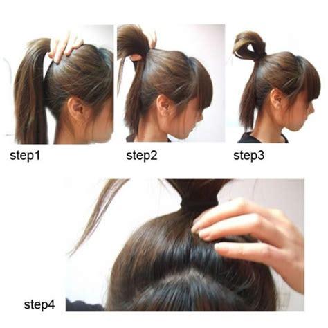 kpop band hairstyles tutorial 10 different hair styles chignon bun gt http